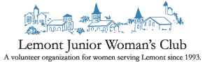 Lemont Junior Womans Club Logo